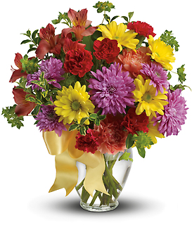 Color Me Yours Bouquet